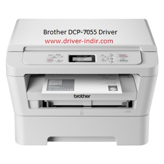 Brother DCP-7055 Yaz�c� Driver