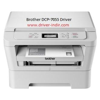Brother DCP-7055 Yazıcı Driver