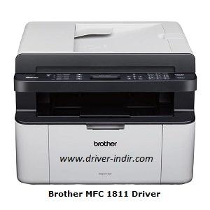 Brother MFC 1811 Yazıcı Driver